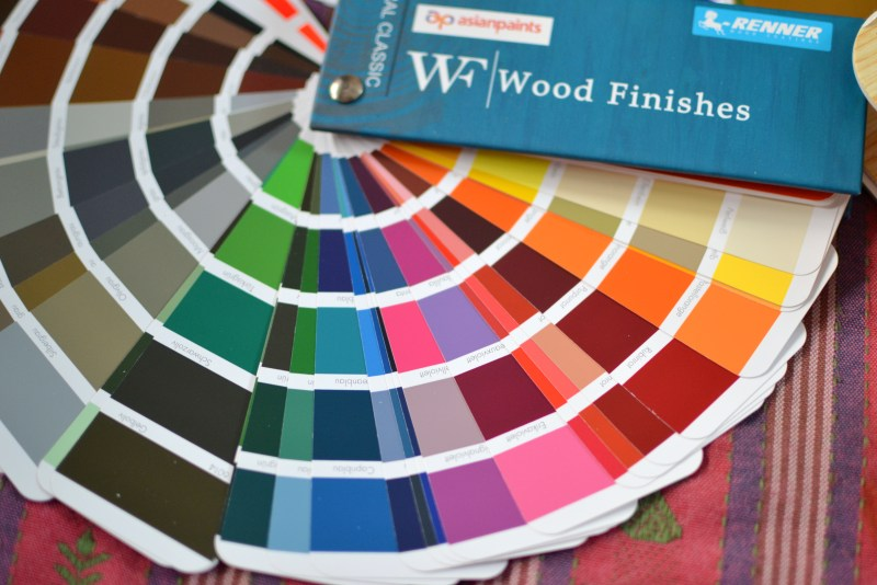 Asian Paints Wood Finishes