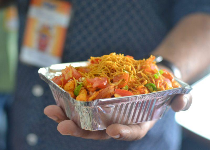 the final kurkure dish