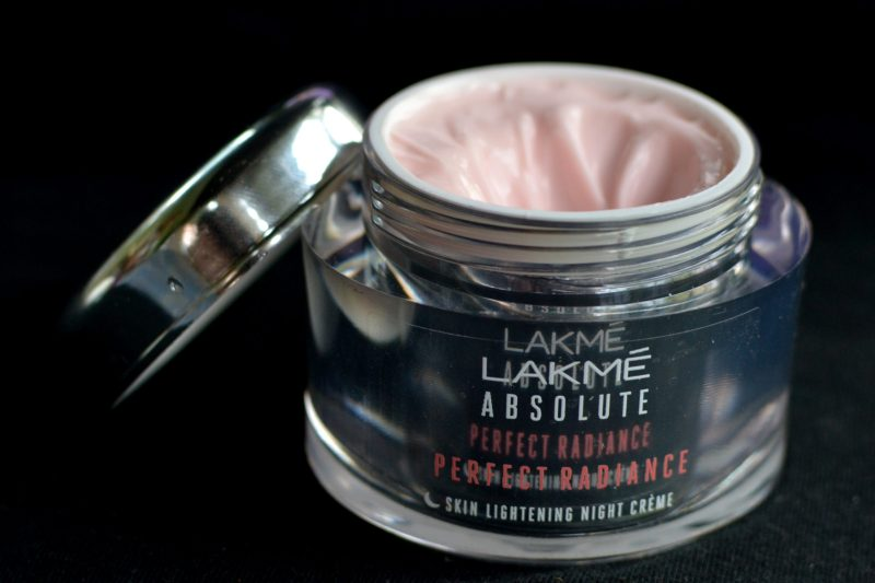 Lakmé Absolute Perfect Radiance Skin Lightening Night Crème