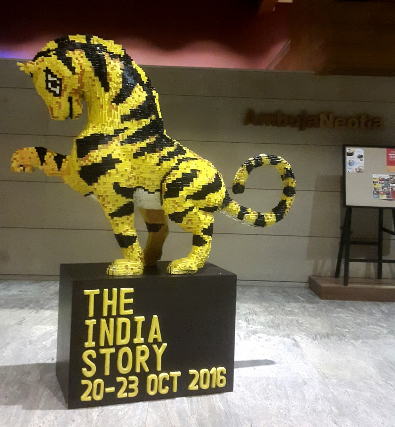 the india story 2016
