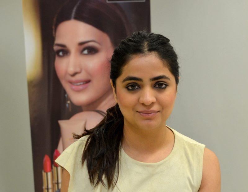 Aakriti Kochhar for Oriflame