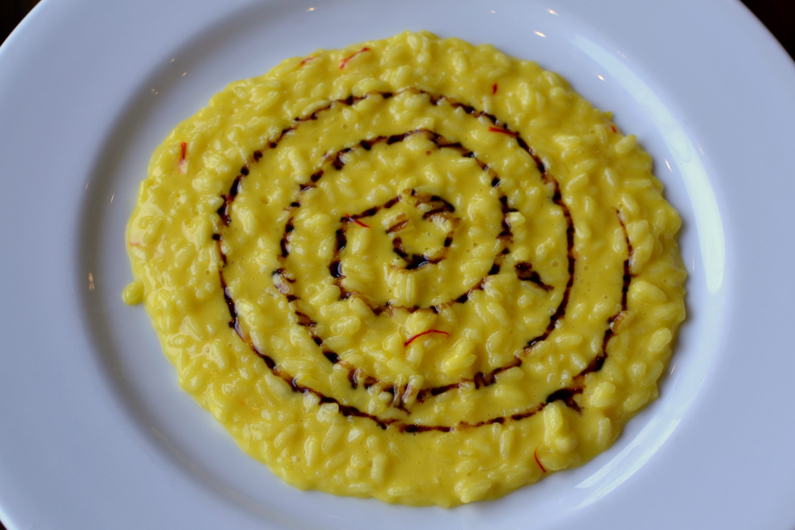 Milan food festival hyatt regency presented by p for Best risotto in milan