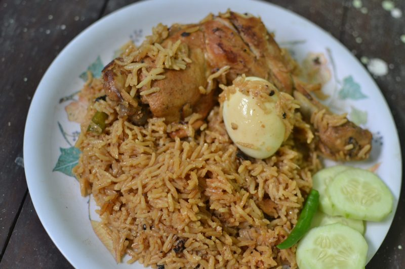 chicken polao recipe