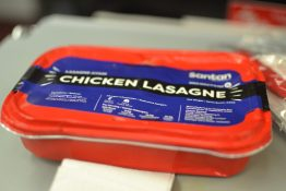 airasia flight food