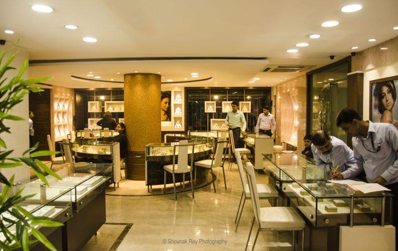 MP Jewellers Kakurgachi Showroom