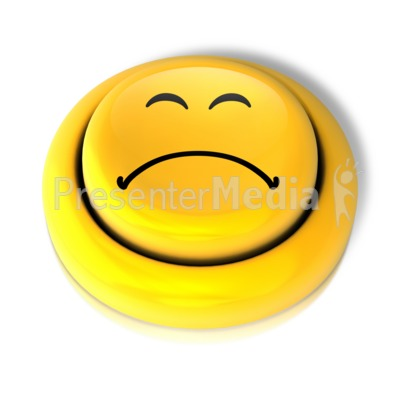 smiley face sad button