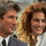 Richard Geer & Julia Roberts