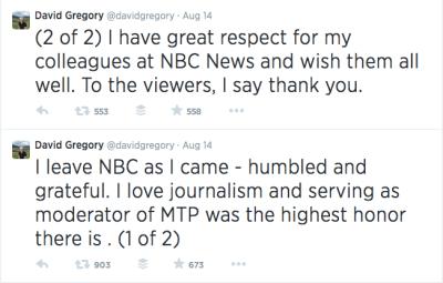 NBC David Gregory NBC News Meet the Press