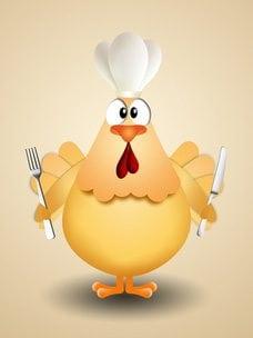 Rush the chicken