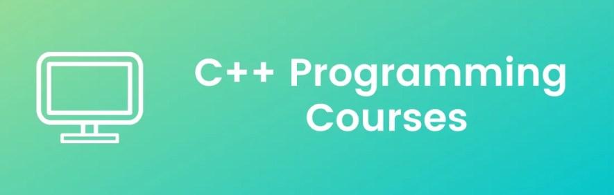 Free C++ Courses