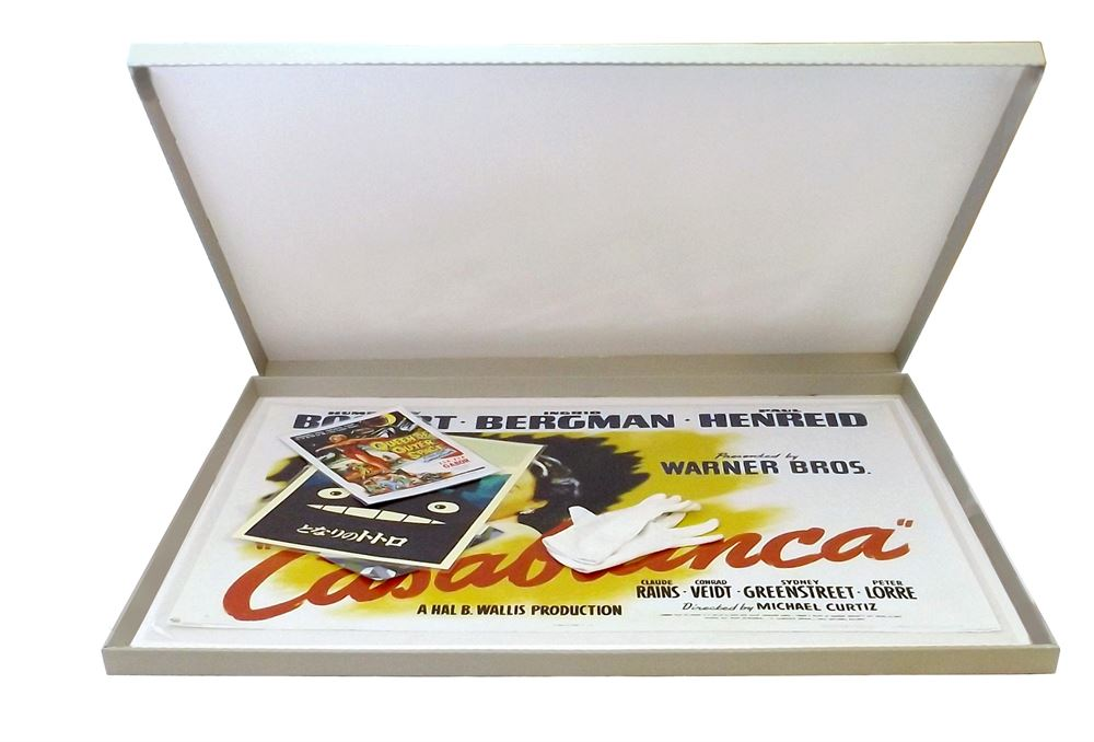 movie poster archival storage boxes