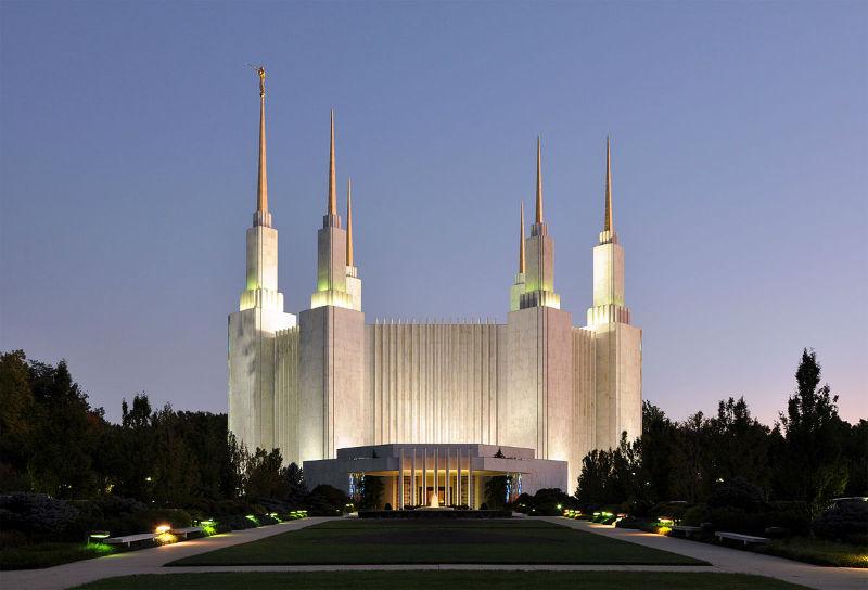 Washington Dc Temple Surrender Dorothy