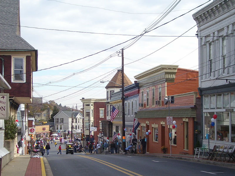 Preservation Maryland  Small Business Saturday Shop Local along Marylands Main Streets