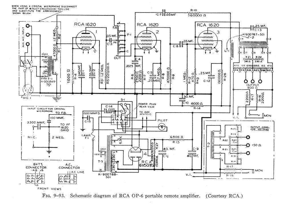 medium resolution of the op 6 schematic