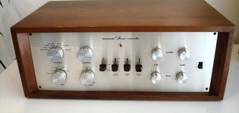 Gramophone Pre Amp A Pre Amplifier With Riaa Response Curve