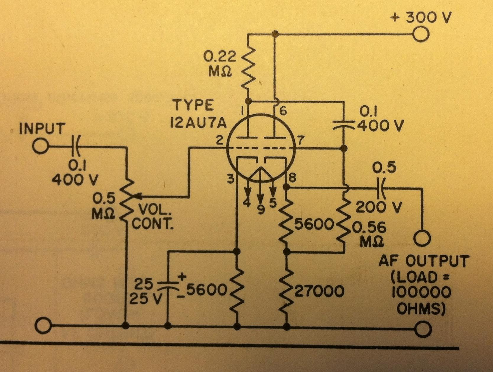 hight resolution of  preamps