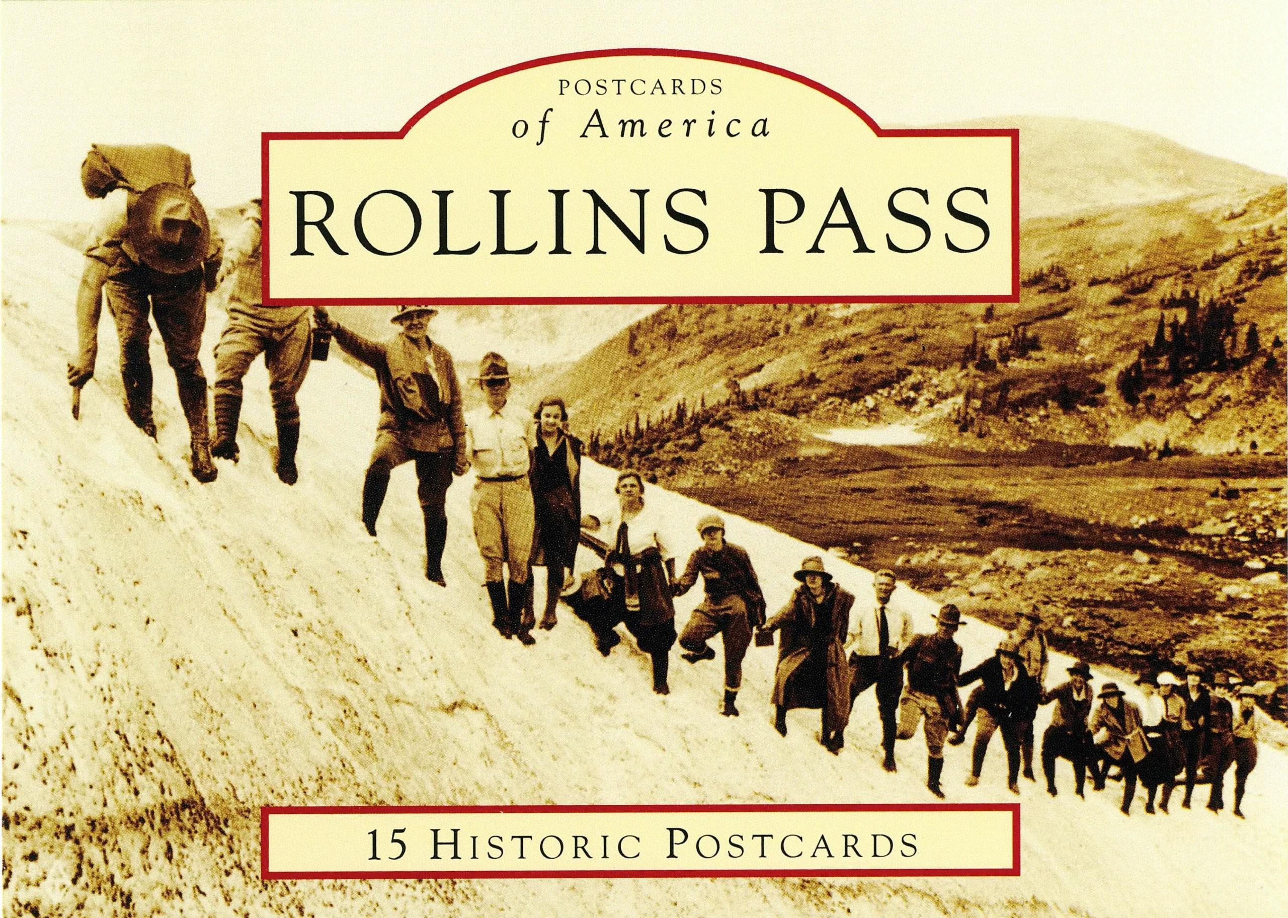 Rollins Pass Postcards