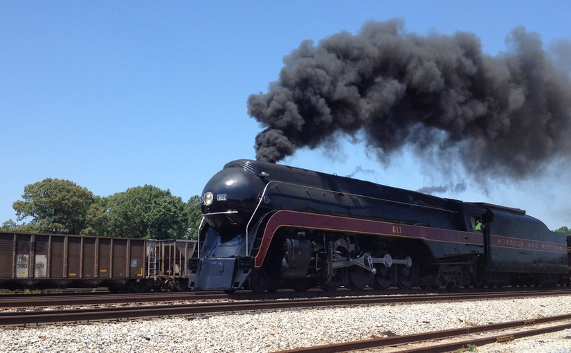Steaming Through the Past