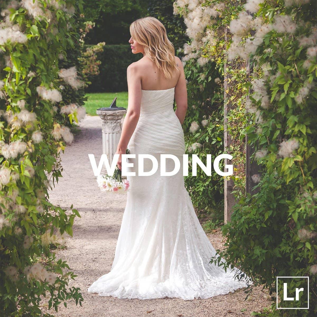 Beautiful Lightroom Presets  Wedding Portrait