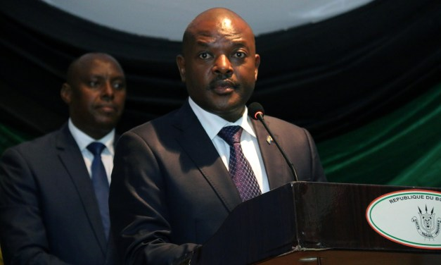 Speech of H.E. Pierre Nkurunziza at the Sixth Scientific Conference on Health in the East African Community