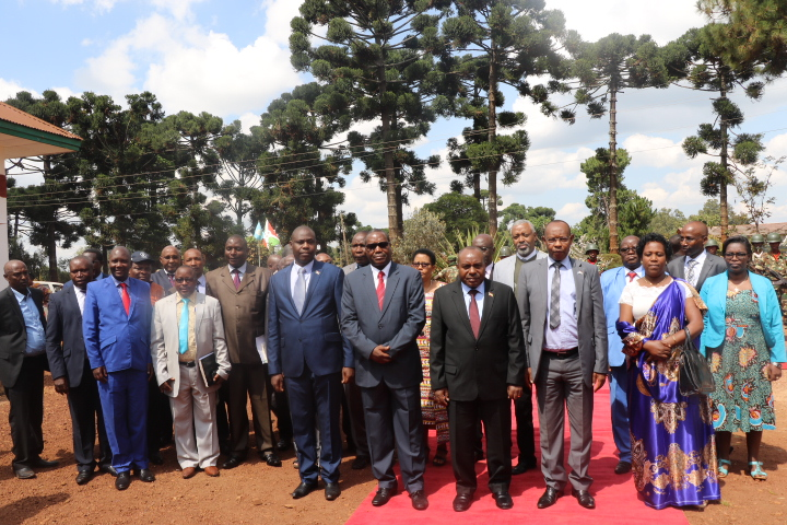 Le Deuxième Vice-Président de la République demande aux responsables du Ministère de l'Agriculture d'utiliser les ressources à leur disposition avec efficacité et efficience