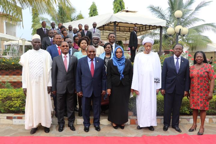 Le Deuxième Vice-Président de la République ouvre la Conférence Internationale des Ombudsmans et Médiateurs africains sur la Paix