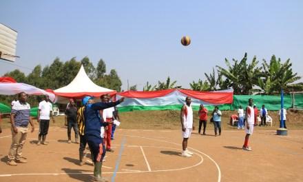 Le championat interprovincial de Volleybal lancé officiellemet
