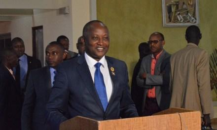 Retour du Premier Vice-Président de la République du 29è sommet des chefs d'États de l'Union Africaine