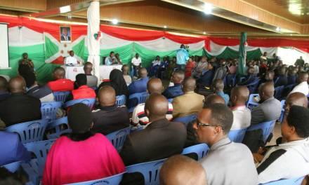 La province Ngozi enregistre un bilan positif sur le plan du développement
