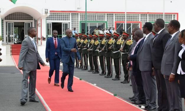 Le Premier Vice-Président représentera le Burundi lors de la 19è session ordinaire des chefs d'État de l'EAC