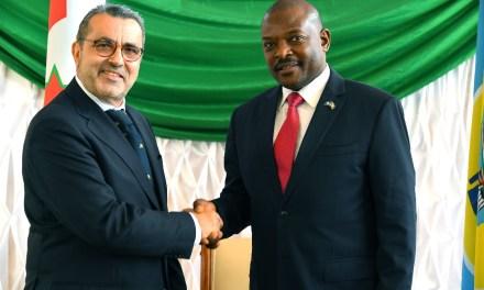 9 nouveaux Ambassadeurs présentent leurs lettres de créance au Président de la République