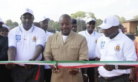 Le Chef de l'Etat lance un programme de soutien aux vulnérables à Ruyigi