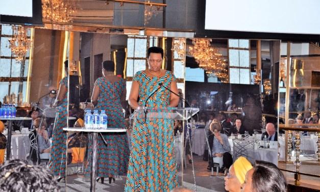 La Première Dame partage avec ses homologues le plan de la campagne «Naitre libre Pour Briller» de l'OPDAS