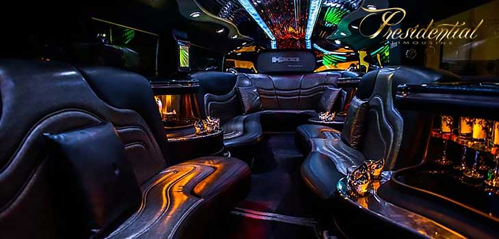 Stretch Hummer Limo Las Vegas Rental Rates Presidential