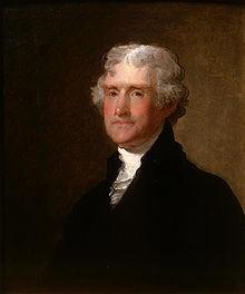 Jefferson and His Mockingbird
