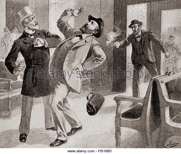 Garfield and Guiteau