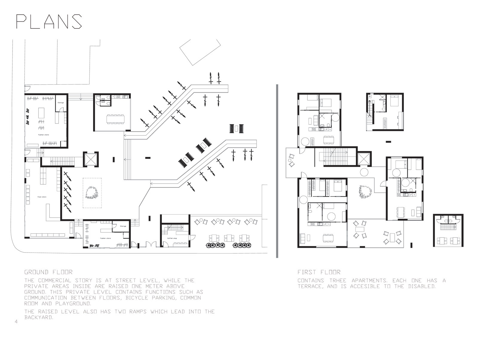 Presidents Medals: Urban Timber Dwelling