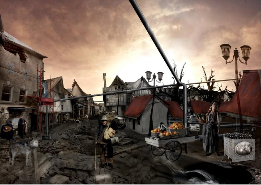 Post Apocalyptic Environment