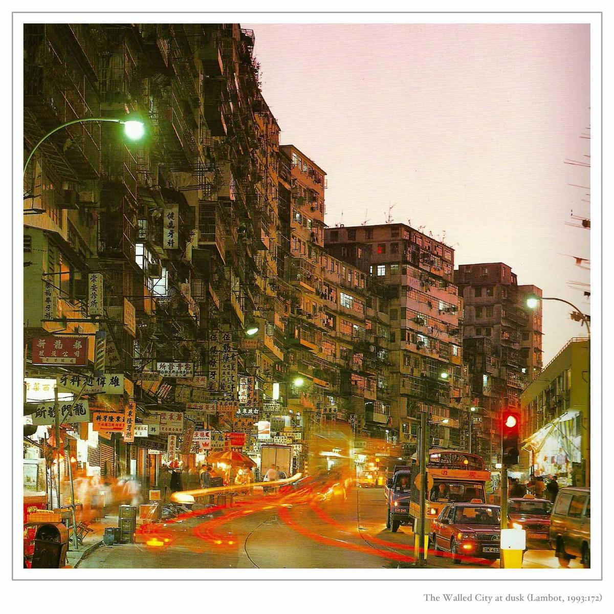Presidents Medals: The Walled City of Kowloon - A Chinese Outpost in British Hong Kong