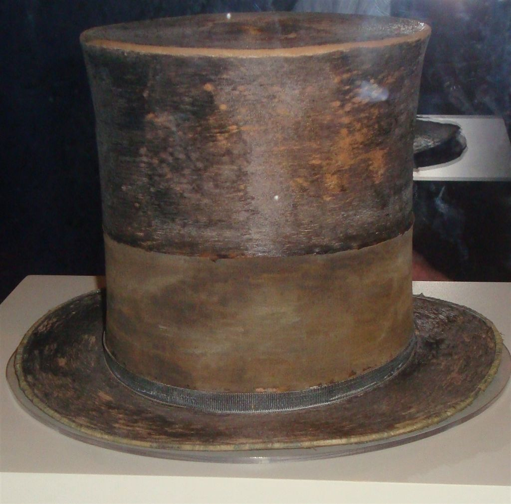 Image result for lincoln's hat