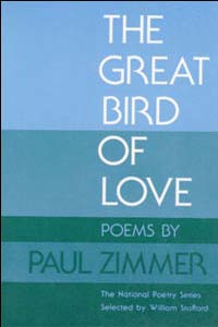 UI Press Paul Zimmer The Great Bird Of Love Poems