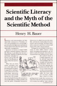 UI Press Henry H Bauer Scientific Literacy And The