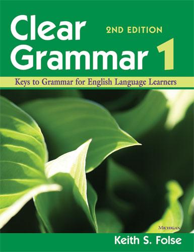 Clear Grammar 1 2nd Edition