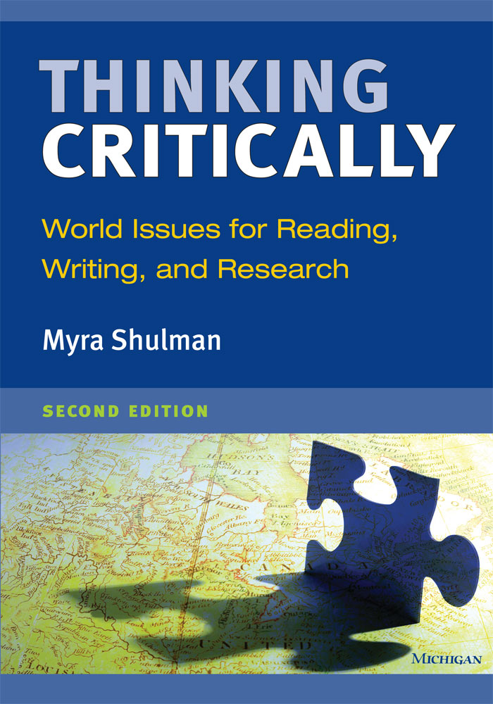 Thinking Critically Second Edition