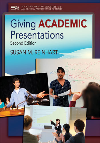 Giving Academic Presentations Second Edition