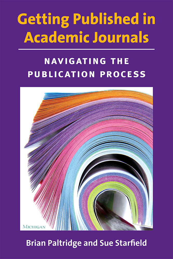 Getting Published in Academic Journals