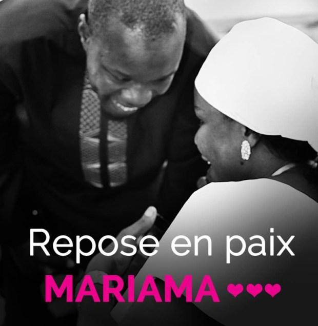 Meurtre de #MariamaSagna : Ousmane Sonko appelle ses militants à la retenue (Communiqué)