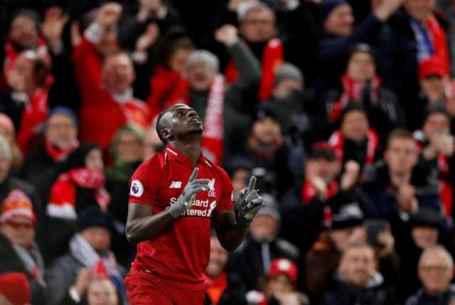 PL : Liverpool de Sadio Mané reprend la tête du classement
