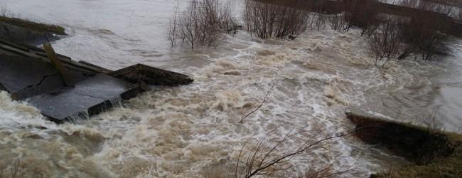 INUNDAŢII Barajul de la Liebling s-a rupt din cauza ploilor abundente. Ce zone sunt în PERICOL