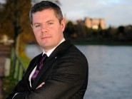 Transport and Islands Minister Derek Mackay